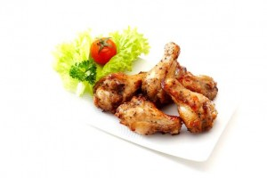 Roasted Black Pepper Wing