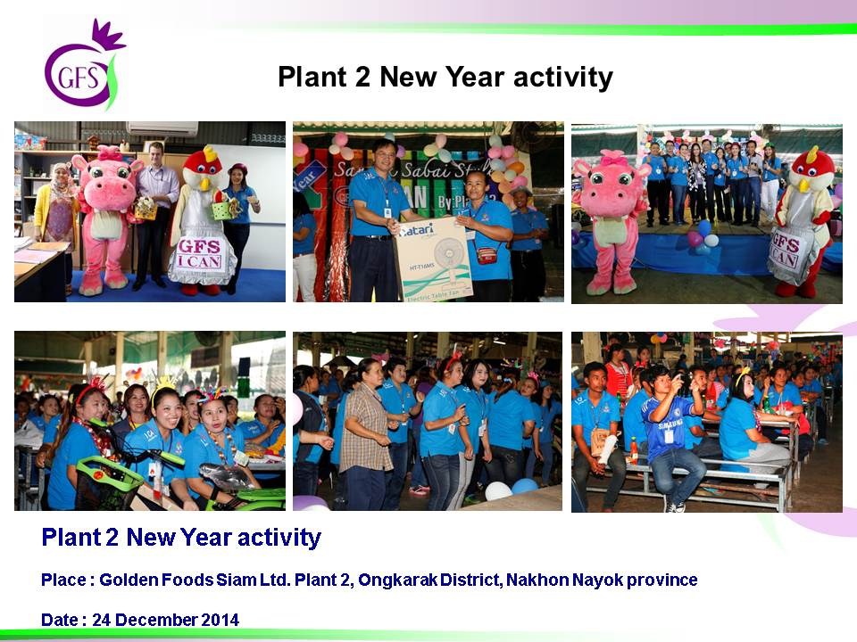 Plant 2 New Year Activity