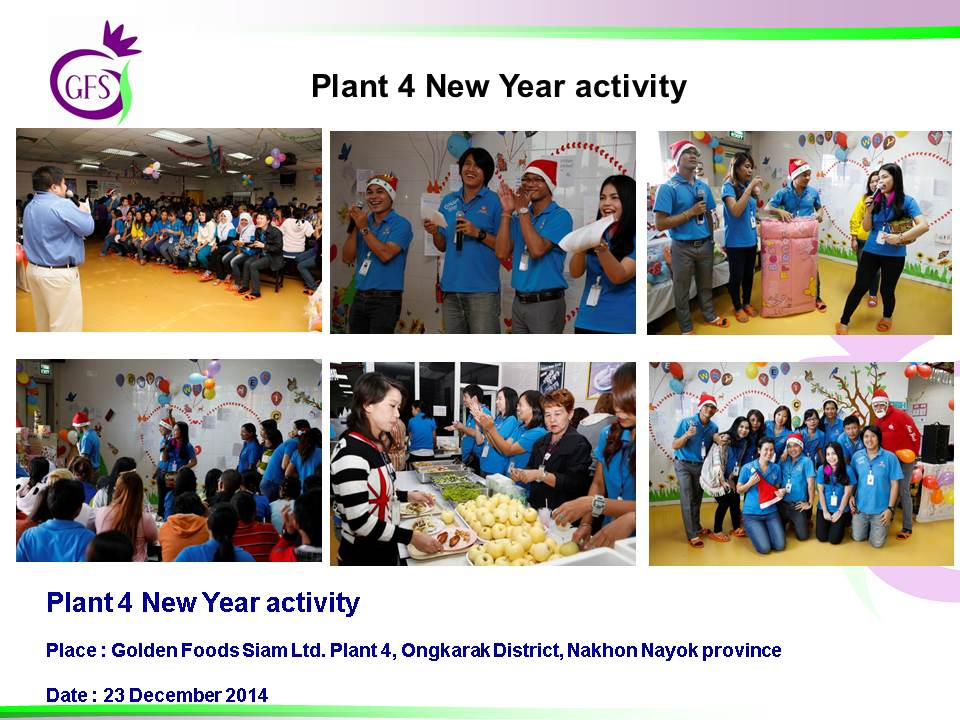 Plant 4 New Year Activity